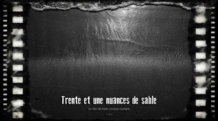 Trente et une nuances de sable