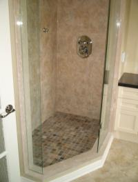 standing shower bathroom ideas - 28 images - large modern ...