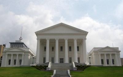 Legislation Corner-Pending Virginia Bill