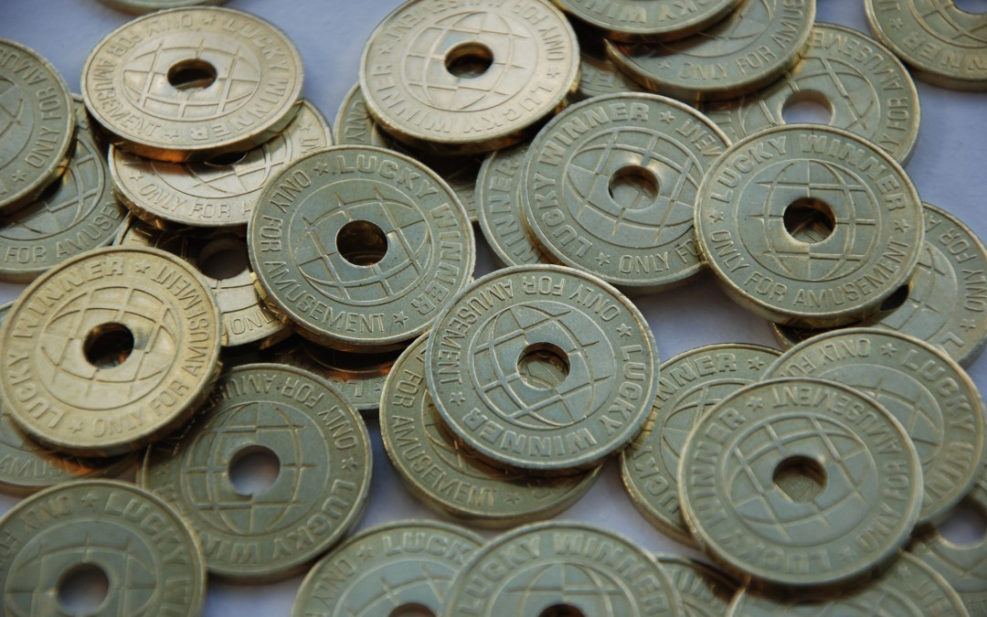 amusement tokens