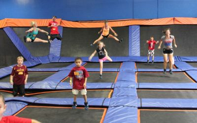 Opening a Franchise Trampoline Park is Like Jump-Starting a Car…