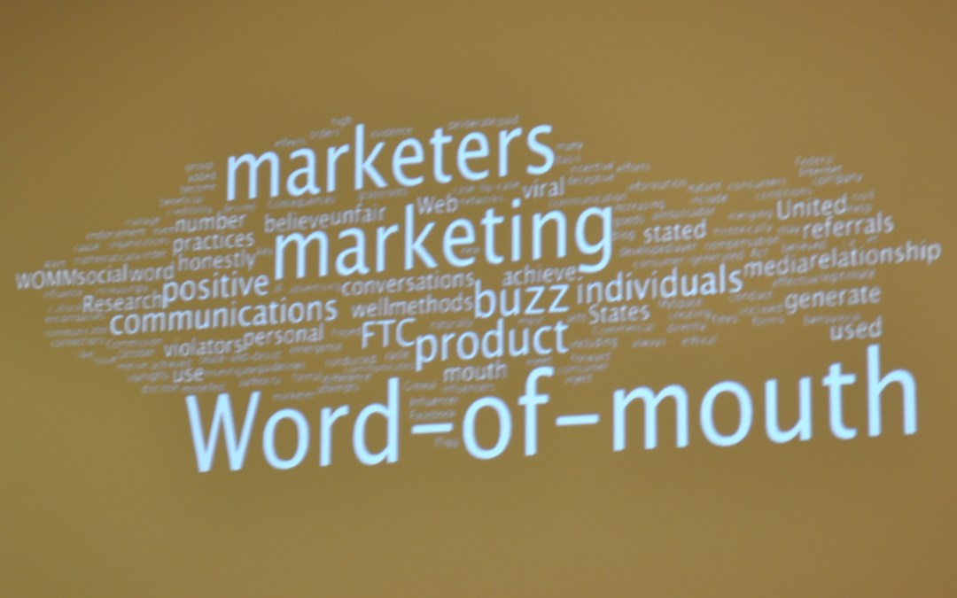 What is 'WOM' ? Why is 'WOM' so important? — Word of Mouth