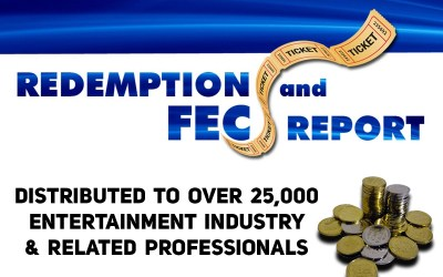 The Redemption Report new products