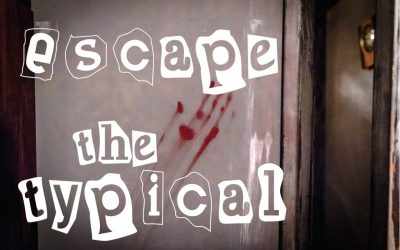 Escape the Typical – Escape Rooms are Hot!