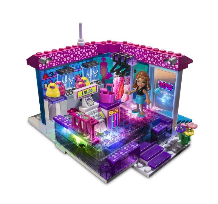 Cra-Z-Art Lite Brix Mall
