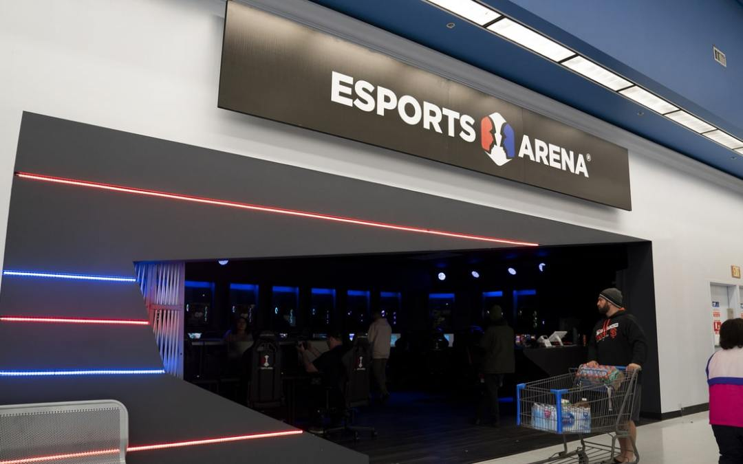 Esports Arenas Now in 3 Walmarts