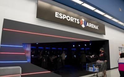 Esports Arenas Now in 3 Walmarts