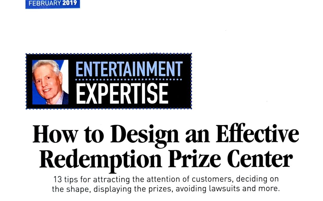 Design a Redemption Prize Center