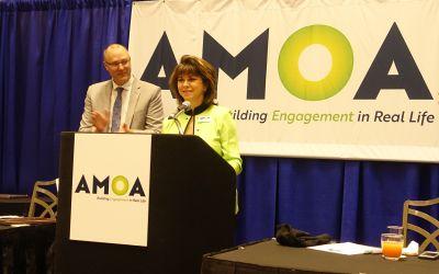 Emily Dunn is New AMOA President