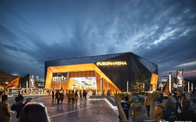 Comcast to put $50 Million into 1st Video Gaming Arena in South Philadelphia