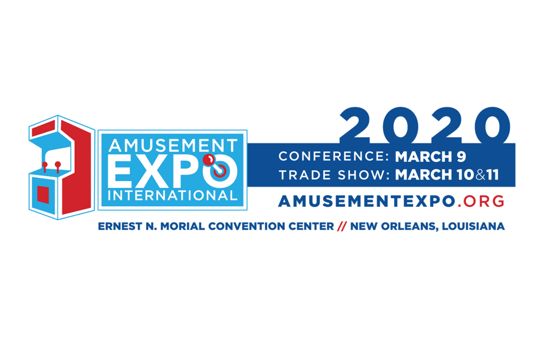 AMOA & AAMA Extend Amusement Expo International Joint Partnership Agreement!