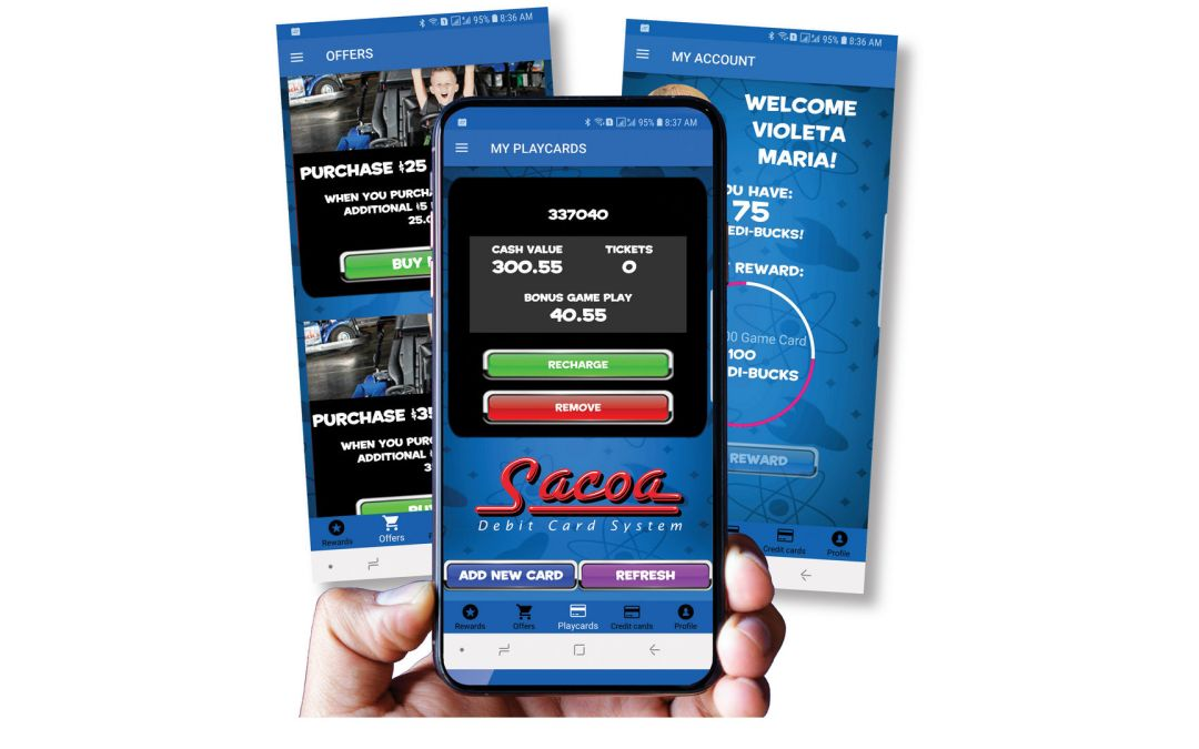 Sacoa Presenting New Mobile App at Las Vegas Roller Skating Show