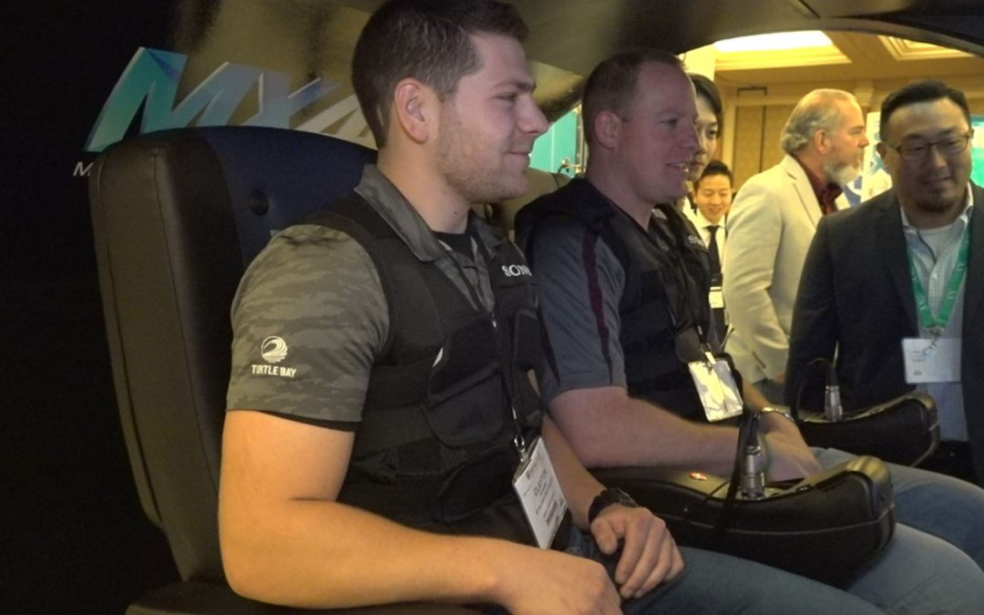 Movie Theaters moving to 4D Technology & Haptic Vests to Increase 'Guest Experience'