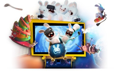 Virtual Rabbids 3 New Software Experiences Debut at Bowl Expo 2019