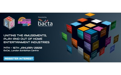 EAG International is set for Jan 14-16 2020 at London's Excel – Foundations Entertainment University will take place Jan 16