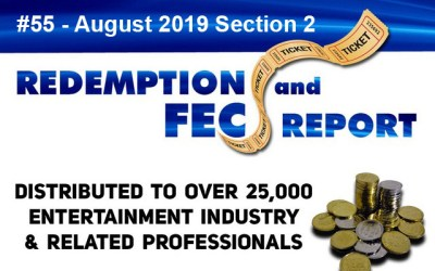 The Redemption & Family Entertainment Center Report – August 2019 Section 2