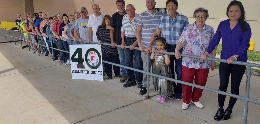 Smart Industries Leading Crane Manufacturer Celebrates 40 Years