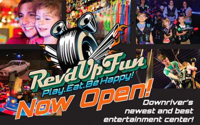 What makes Rev'd Up Fun one of the best FEC's in the World?