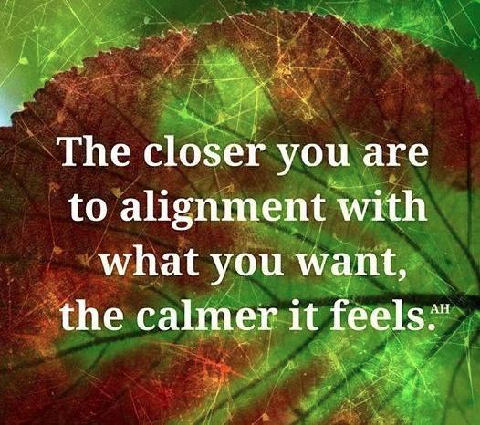 alignment quote