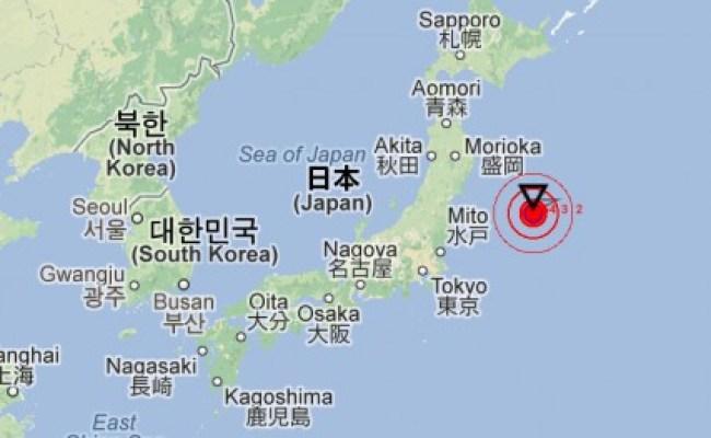 Giappone Scienziato Russo Prevede Nuovo Forte Terremoto