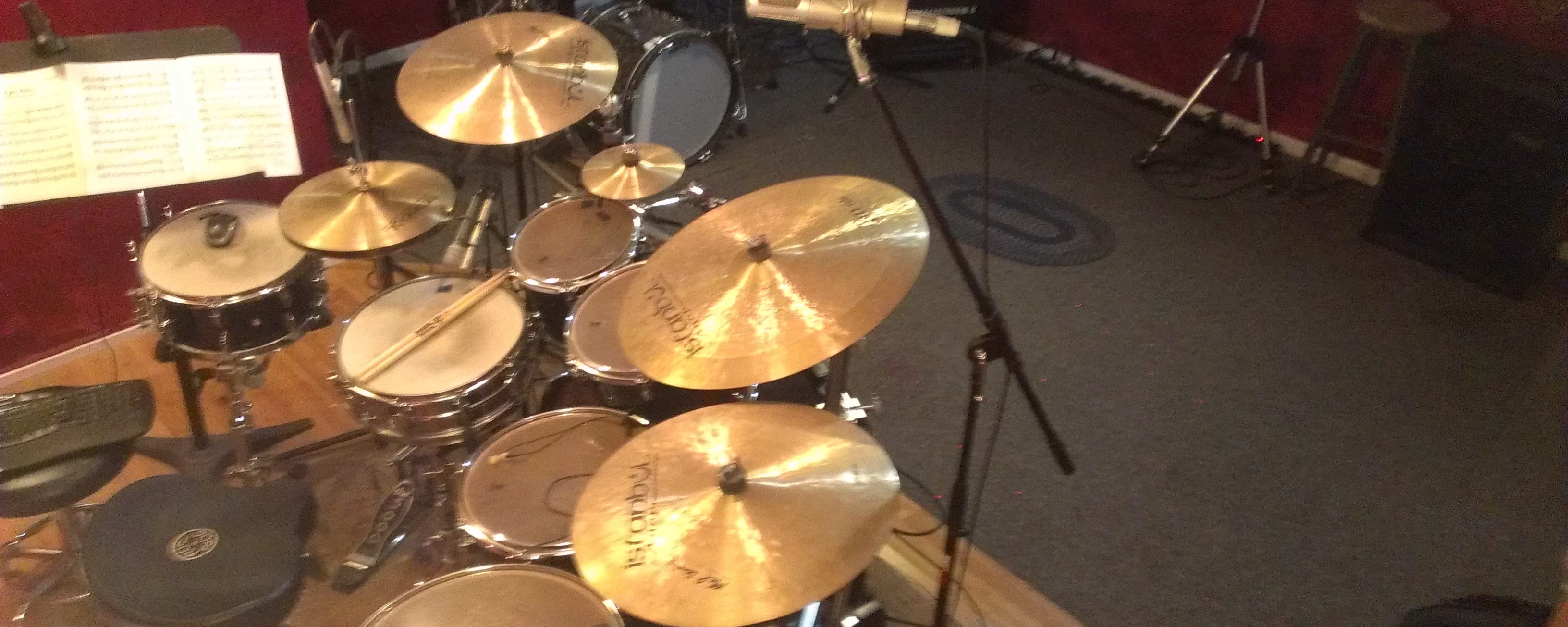 The Basics of Micing Drums