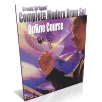 Complete Modern Drum Set Course