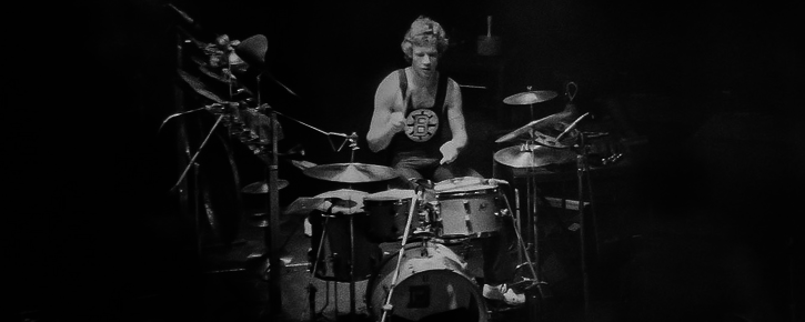 Bill Bruford Stickings
