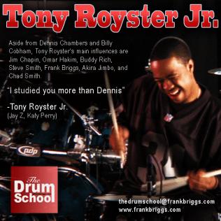 The Drum School @frankbriggs.com