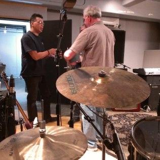 Jimmy Haslip - Studio Jams Session