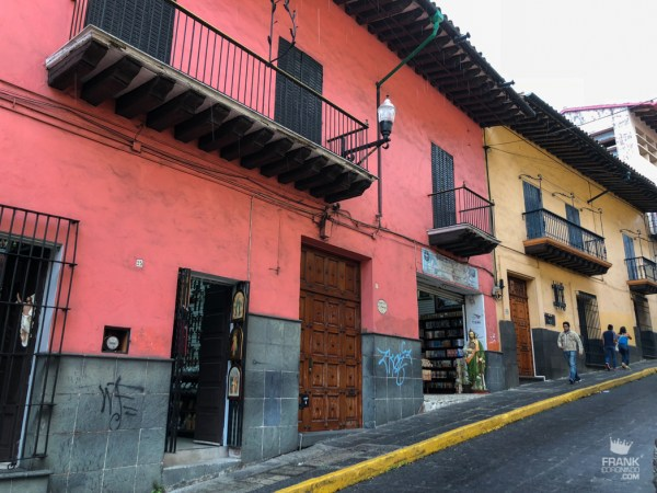 Calles de xalapa Veracruz