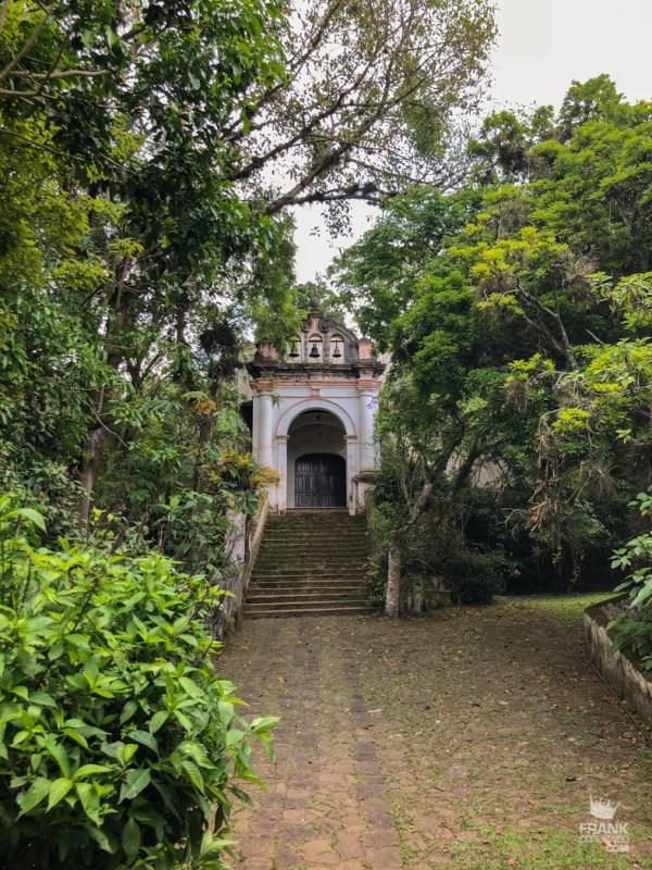 capilla de hacienda pacho