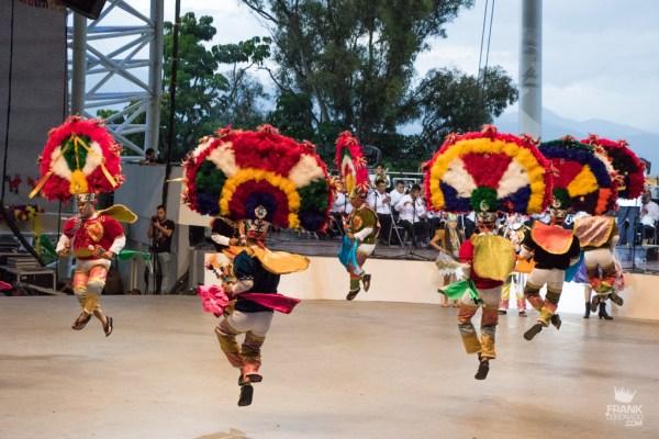 Danza de la pluma villa de zaachila