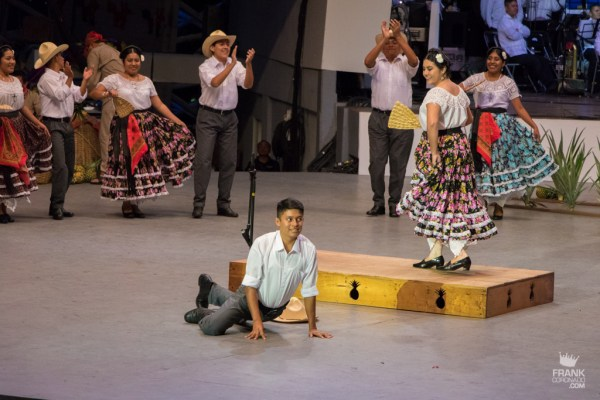 bailables de loma bonita en Guelaguetza