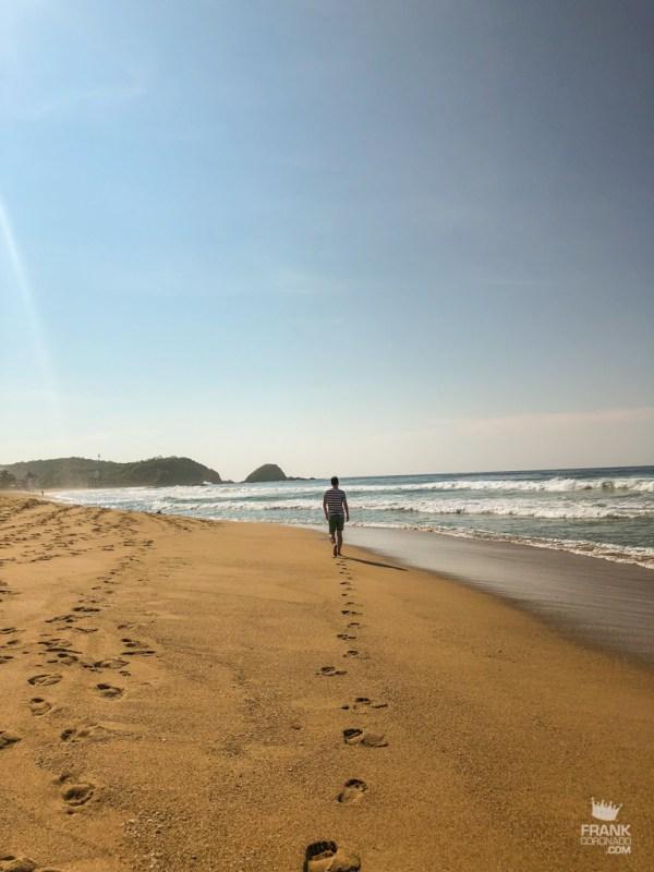 playa nudista en mexico