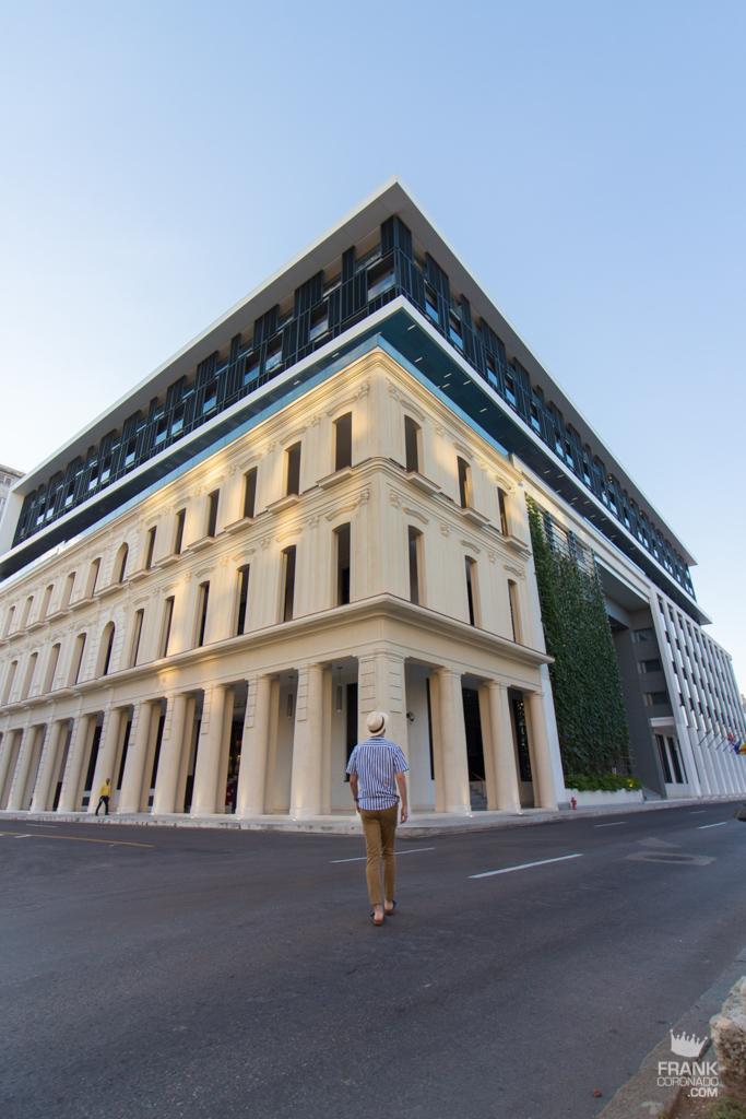 Nuevo hospedaje de gran lujo en la Habana