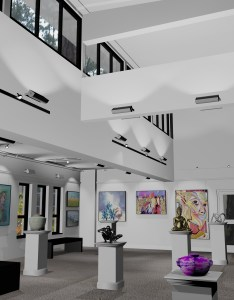 My art room dream house pinterest galleries spaces and future also rh