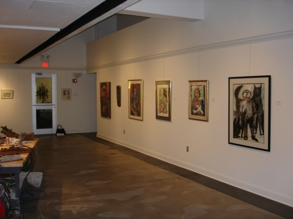 Frank Creech Art Exhibitions