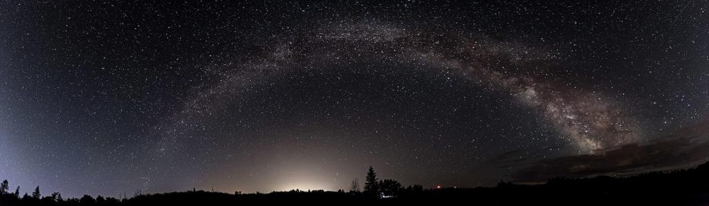 Worthington Milky Way