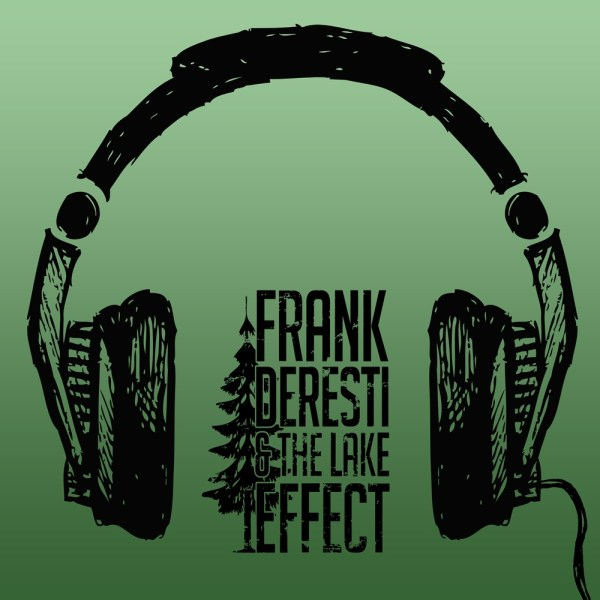 Frank Deresti and the Lake Effect (Self Titled) Album Cover