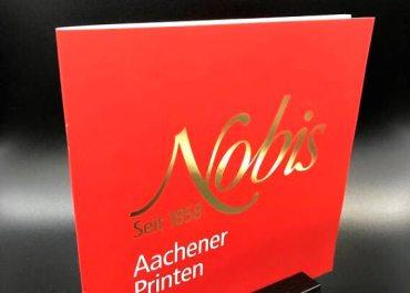 Nobis Broschüre