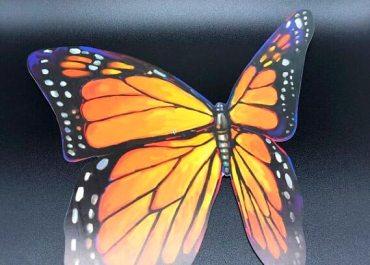 Schmetterling Stanzteil
