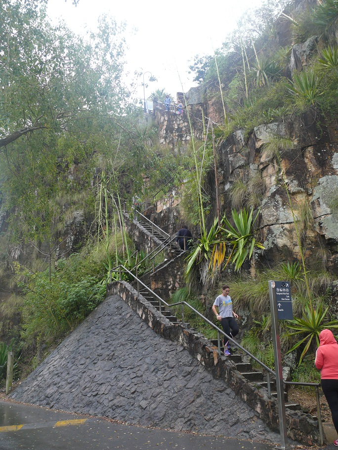 wheelchair up stairs steel chair buy online rock climbing at kangaroo point cliffs   frank & donnis travel blog