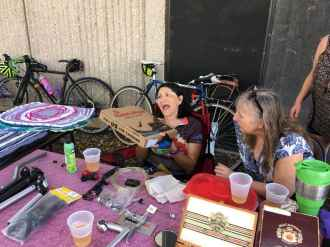 FrankenBike Austin # 147 November 05, 2017 at Monkey Wrench Bikes