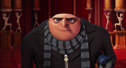 Gru in the Bank of Evil