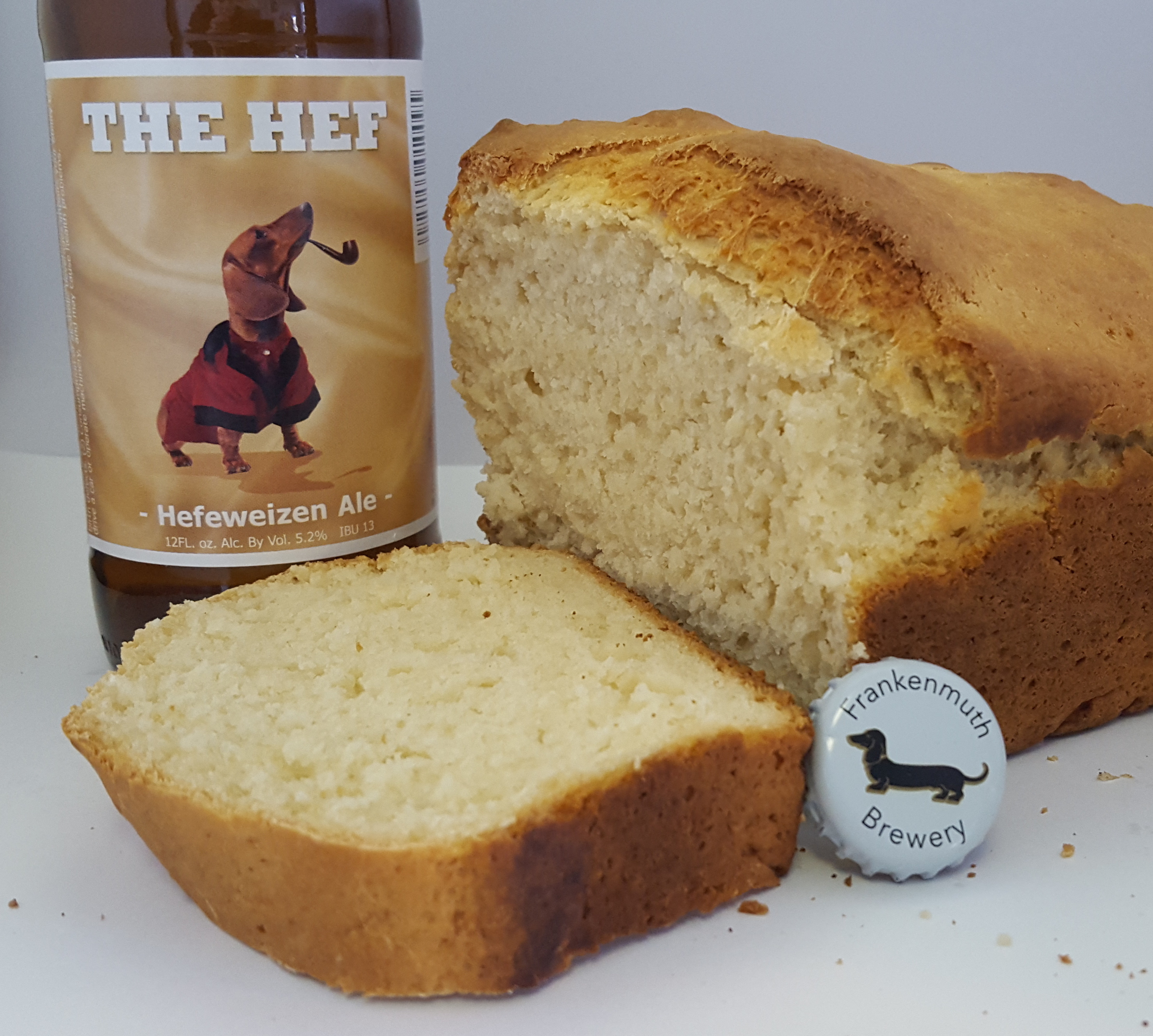 The Secret to the Best Beer Bread Recipe: Craft Beer - Frankenmuth Brewery