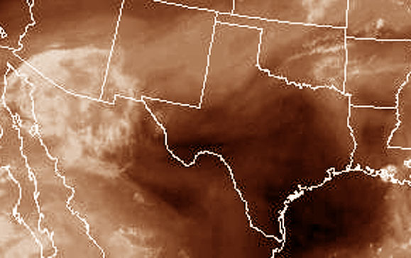 Demons fiery breath roasts Texas -- Summer from Hell