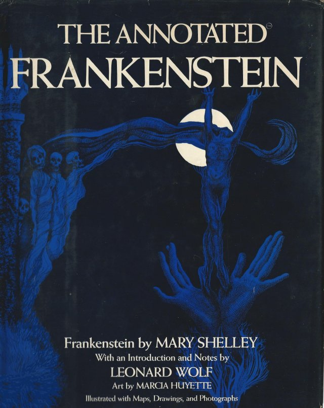 Literary Images of Frankenstein: What Does the Creature Look
