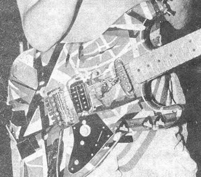 1981 Version of the Frankenstrat