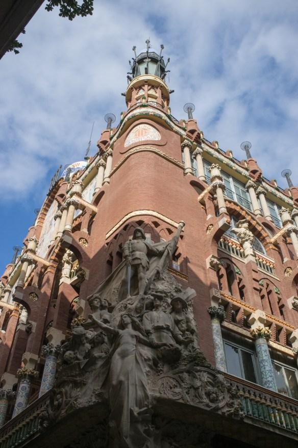 Palau de la Música de Catalana.