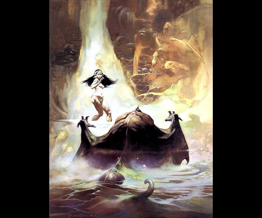 https://i0.wp.com/frankfrazetta.net/images/Frank%20Frazetta-At%20The%20Earth%27s%20Core.jpg